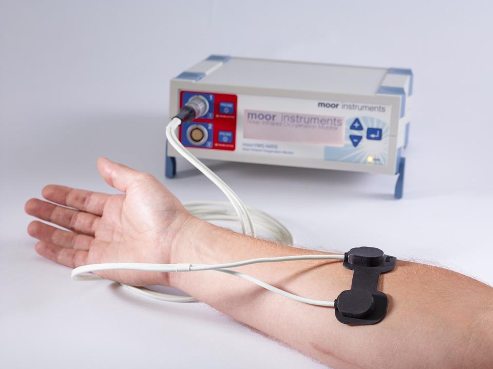 NEW! moorVMS-NIRS Deep Tissue Oxygen