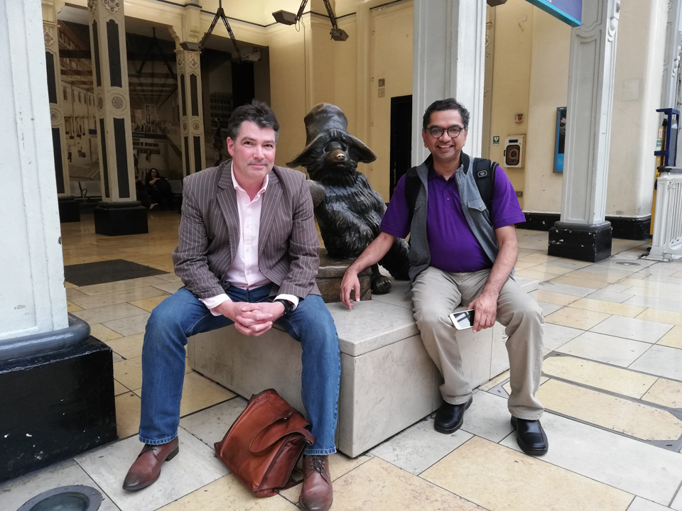 Marsap Meeting at and with Paddington…