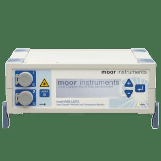 moorVMS-LDF2 | Laser-Doppler-Monitor