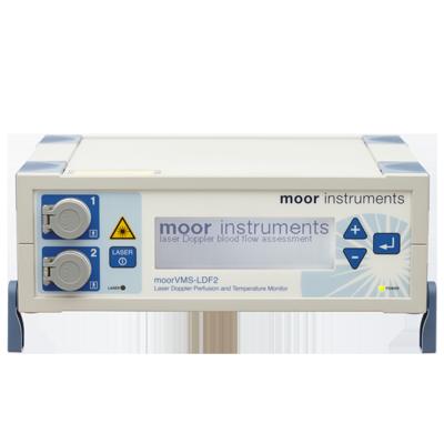 moorVMS-LDF2 | Лазерная допплеровская система мониторинга