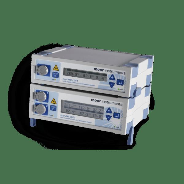moorVMS-LDF | Laser-Doppler-Monitor