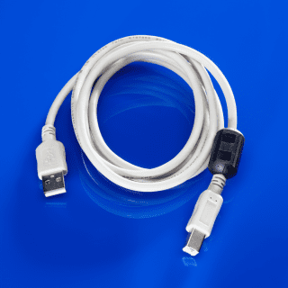 LEAD-USB-AB-2M | USB-Kabel