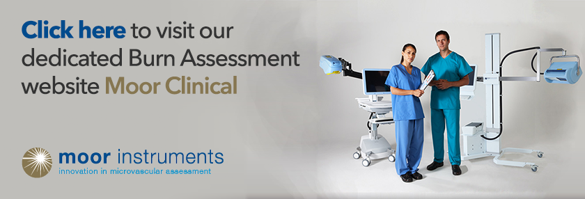 Burn Wound Assessment Banner