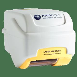 moorLDLS | Laser Doppler Line Scanner