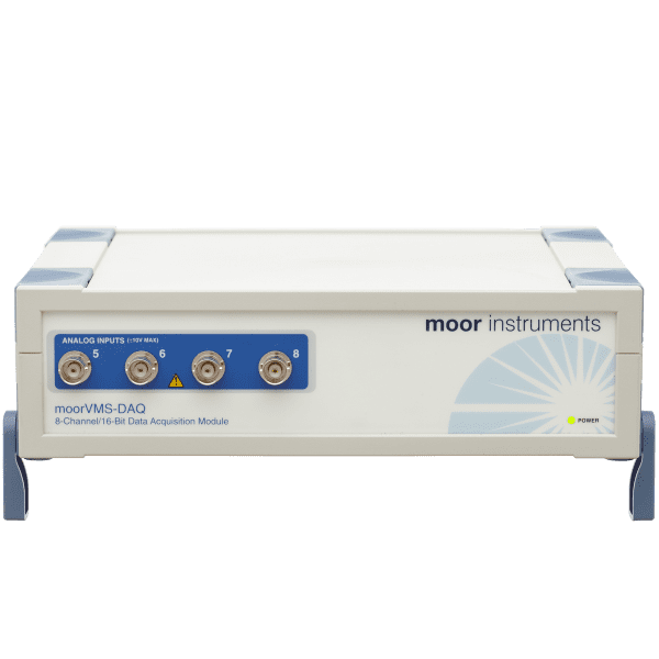 moorVMS-DAQ | Data Acquisition Module