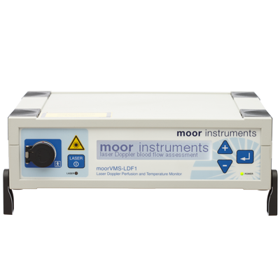 moorVMS-LDF1-HP | High Power Laser Doppler Monitor
