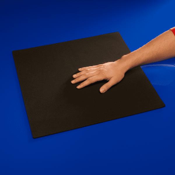 IMAGER-MAT | Black Neoprene Mat