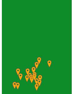 Moor Instruments Distribution Map - Europe
