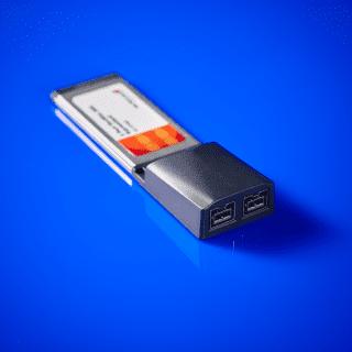 FIREWIRE-EXPRESS-1394B | Firewire Card | Moor Instruments