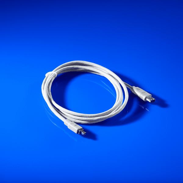 LEAD-FIREWIRE-6-4-2M | Firewire Lead