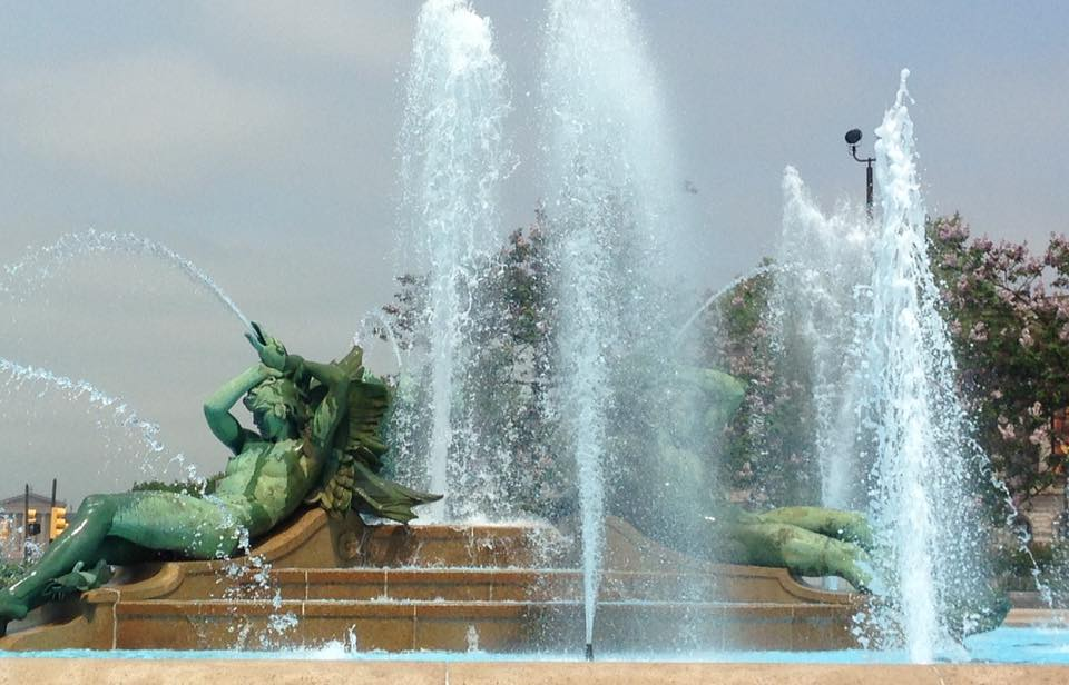 Philly Fountain | Philadelphia
